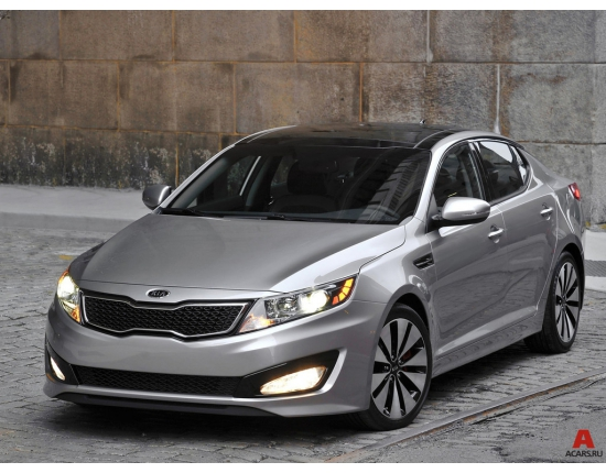 Photo kia optima
