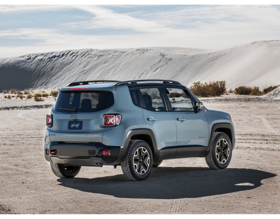 Photo jeep renegade