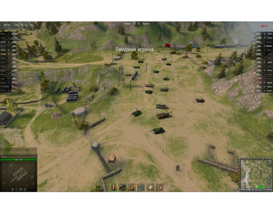Картинки из world of tanks моды 3
