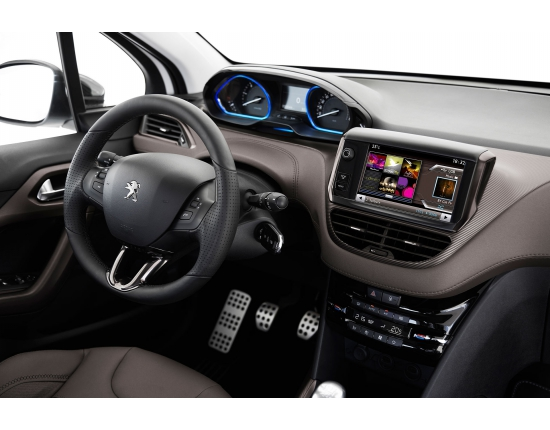 Photo interieur peugeot 2008 2