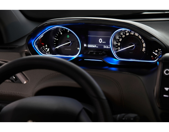 Photo interieur peugeot 2008 3