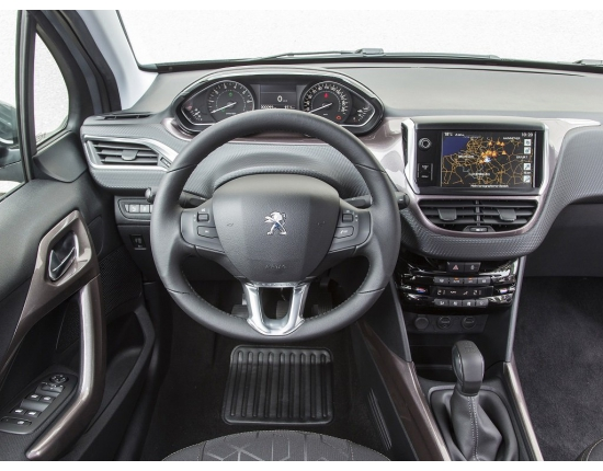 Photo interieur peugeot 2008 5
