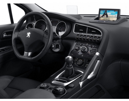 Photo interieur peugeot 3008