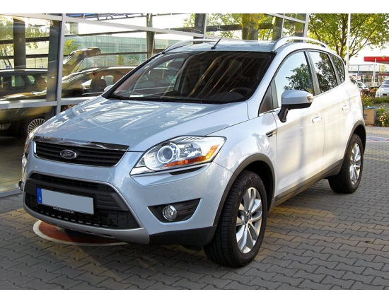 Photo nouveau ford kuga 1