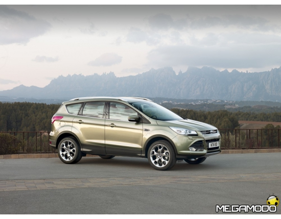 Photo nouveau ford kuga 2