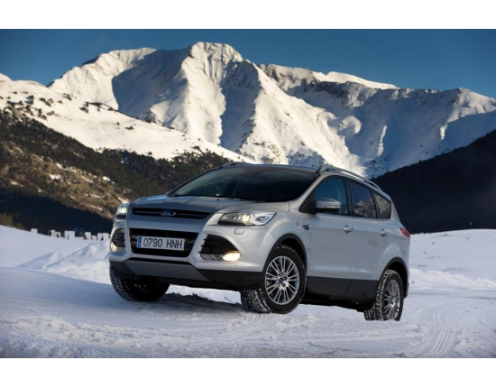 Photo nouveau ford kuga 3