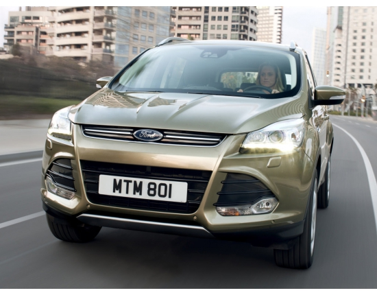 Photo nouveau ford kuga 4