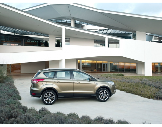 Photo nouveau ford kuga 5