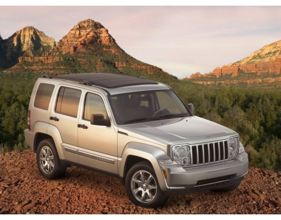 Photo of jeep liberty