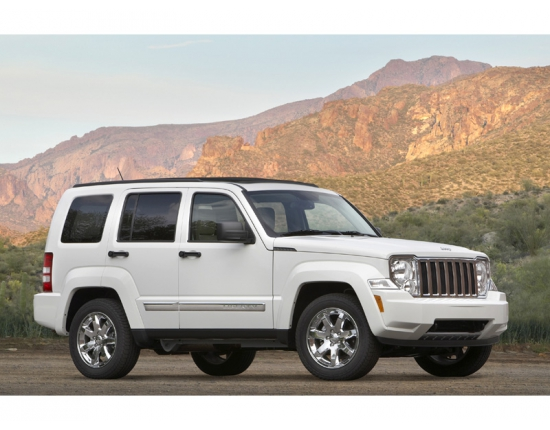 Photo of jeep liberty 3