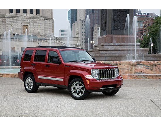 Photo of jeep liberty 4
