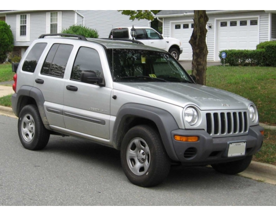 Photo of jeep liberty 5