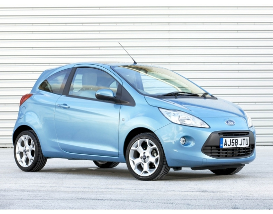 Photo voiture ford ka