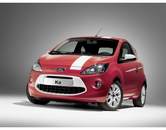 Photo voiture ford ka 5