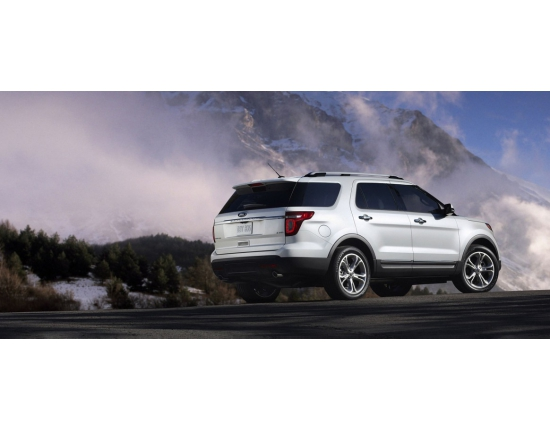 Ford explorer 2015 фото 5