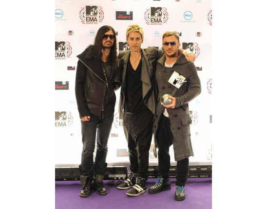 Демотиваторы 30 seconds to mars 5