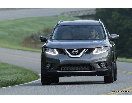 Photo 2014 nissan rogue 4