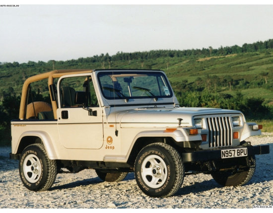 Photo jeep yj 4