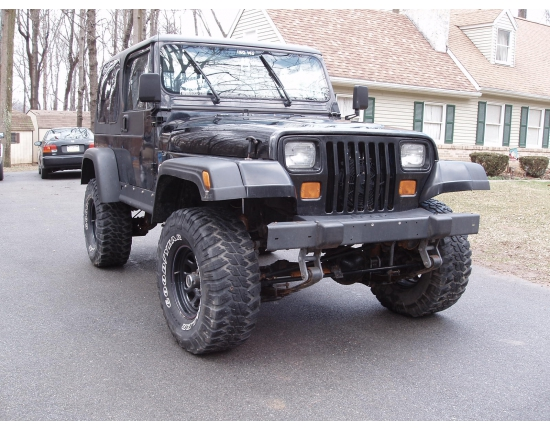 Photo jeep yj 5