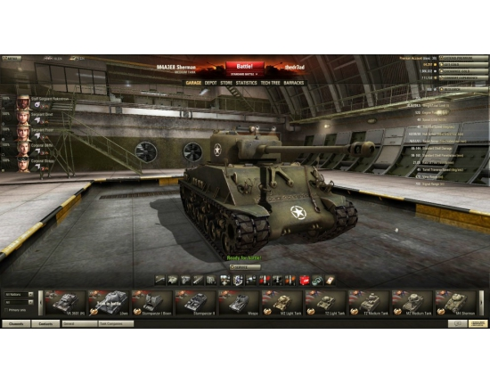Картинки world of tanks с голдой 3