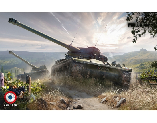 Картинки world of tanks amx 13 90 4