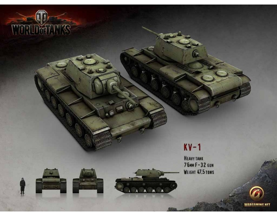 Картинки кв-1с world of tanks 2