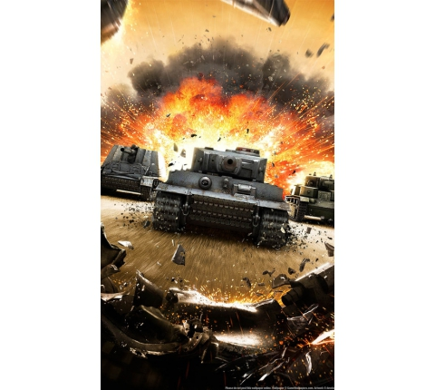 Картинки world of tanks 320x480 4