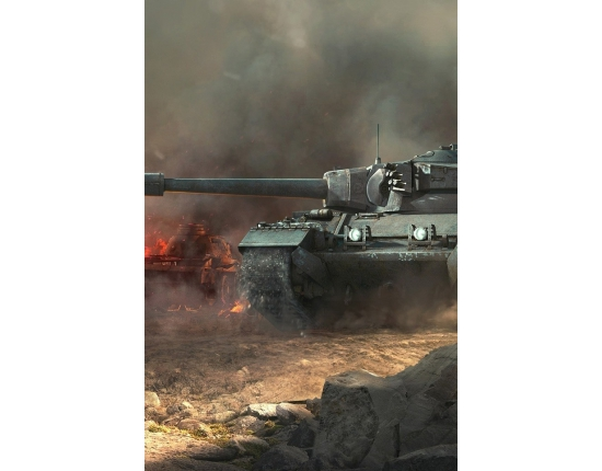 Картинки world of tanks 320x480 5