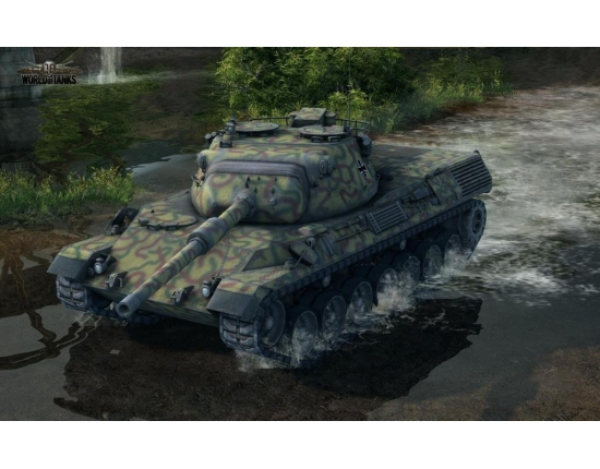 Картинки world of tanks леопард 4