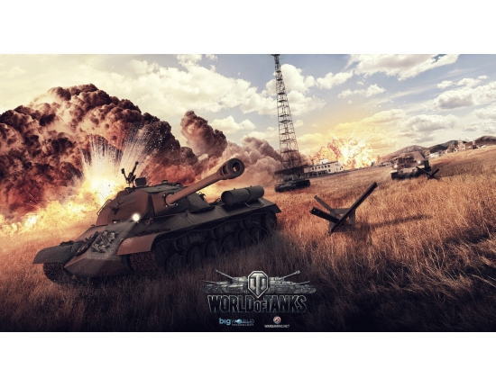 �������� world of tanks �� ������� ���� 3d