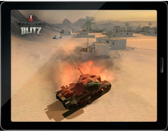 Картинки из world of tanks blitz 1