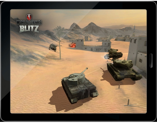 Картинки из world of tanks blitz 4