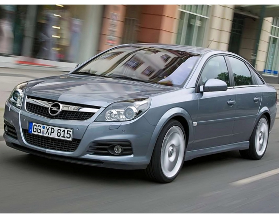 Photo opel vectra 2