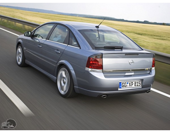 Photo opel vectra 4