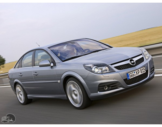 Photo opel vectra 5