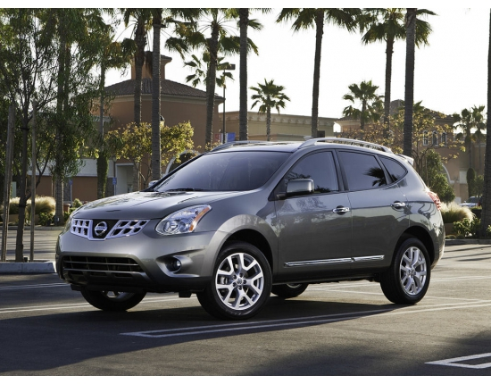 Photo nissan rogue 2013