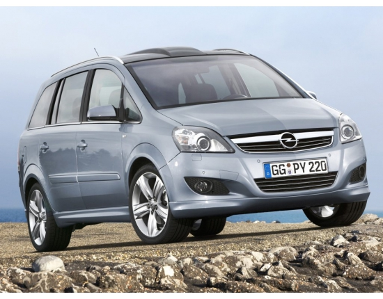 Photo of opel zafira 3