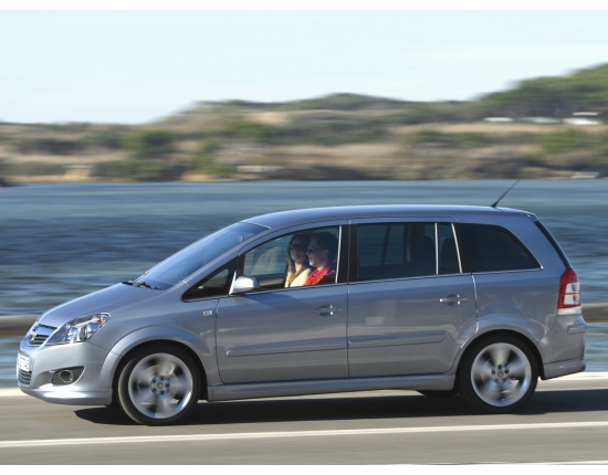 Photo of opel zafira 4