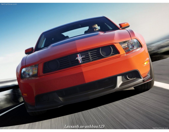 Фото ford mustang boss 302