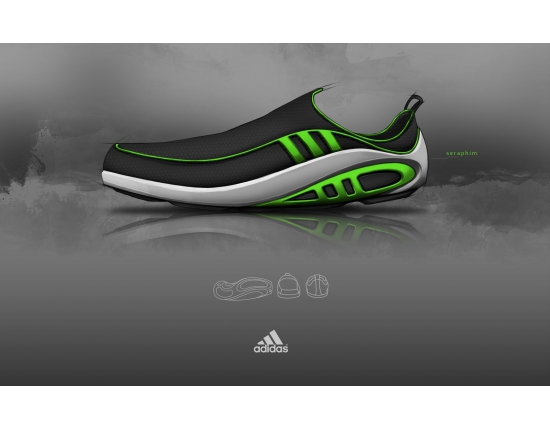 Image of adidas shoes