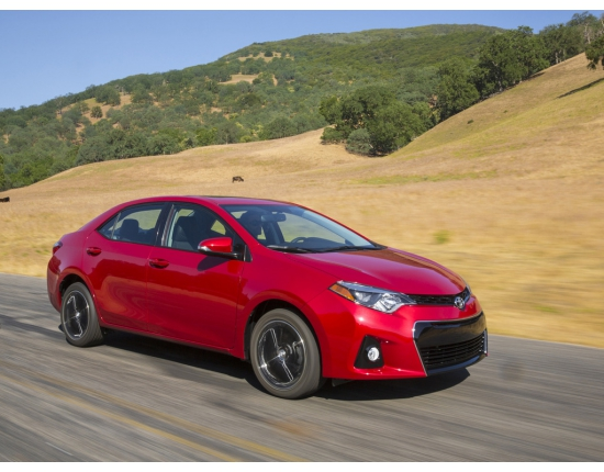 Photo 2014 toyota corolla 4