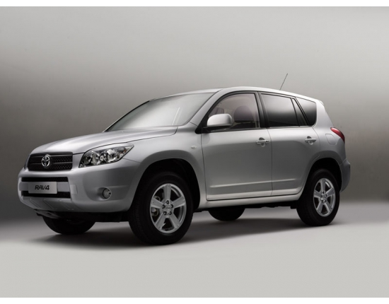 Photo toyota rav4 2006