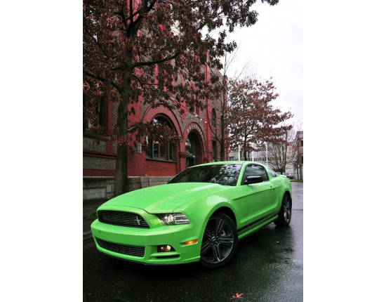 Photo gallery ford mustang 3