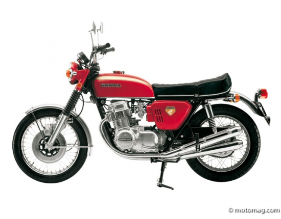 Photo honda 750 four