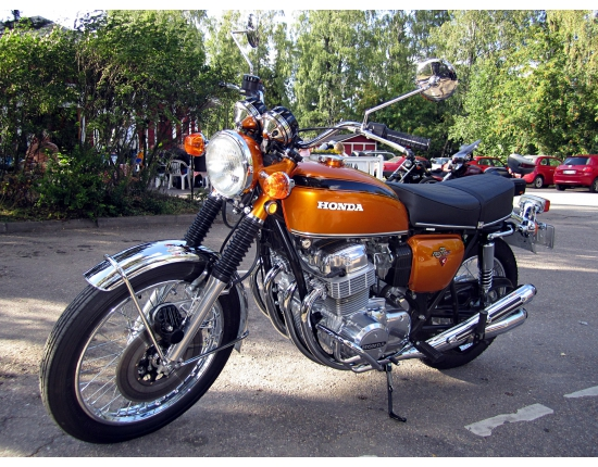 Photo honda 750 four 3
