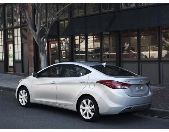 Photo hyundai elantra 2012
