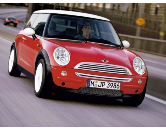 Photo of bmw mini cooper