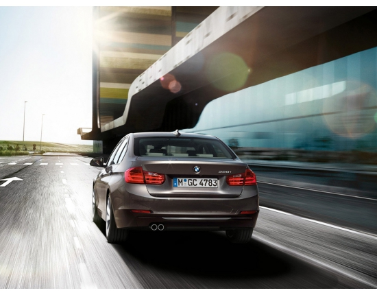 Photo nouvelle bmw serie 3 2012