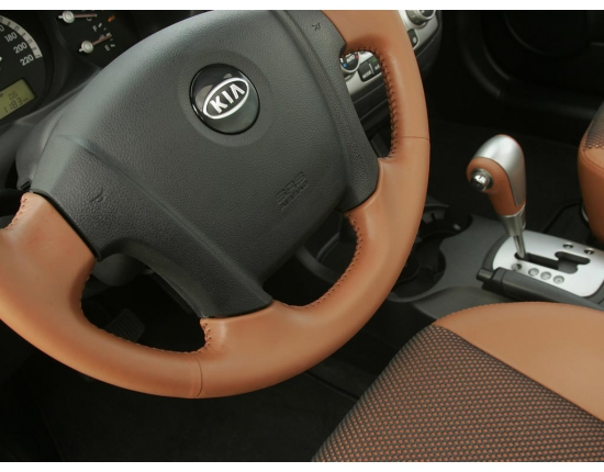 Photo interieur kia sportage