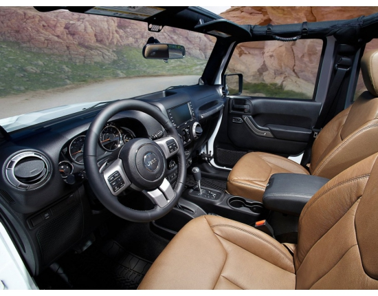 Photo jeep wrangler 2013